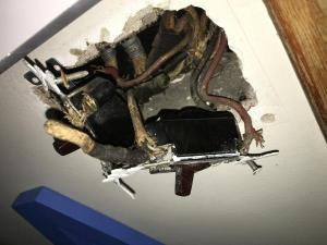 Light switch wiring on old (1926) house  DoItYourself Community Forums