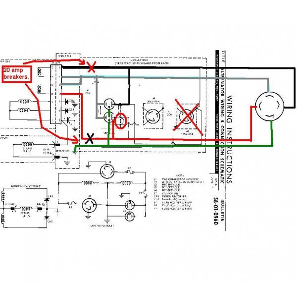 3 Prong Dryer Schematic Wiring Diagram Electrical Need Help Wiring Generator To A Transfer Switch