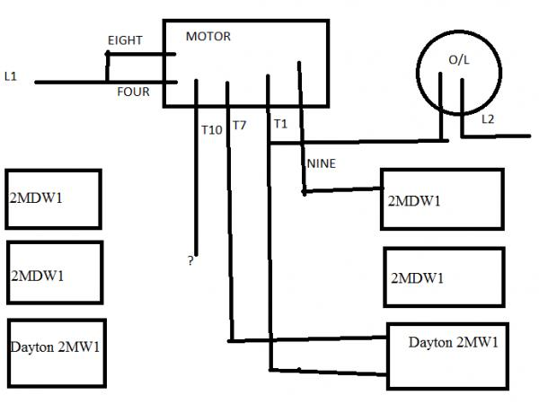 Dayton Motors Diagram. Wiring. Wiring Diagram Images