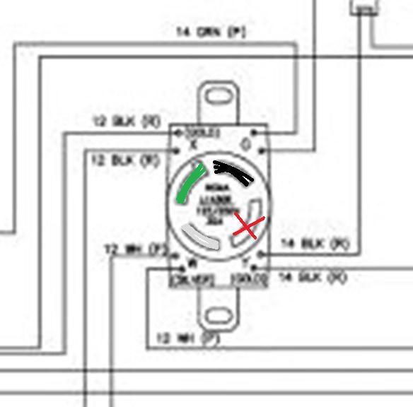 baldor motors wiring diagram liftmaster garage door sensor how do i wire uk spec 3 pin to 6kw generator 4 pin? - doityourself.com community forums