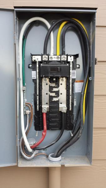 Wiring A Subpanel Breaker Box