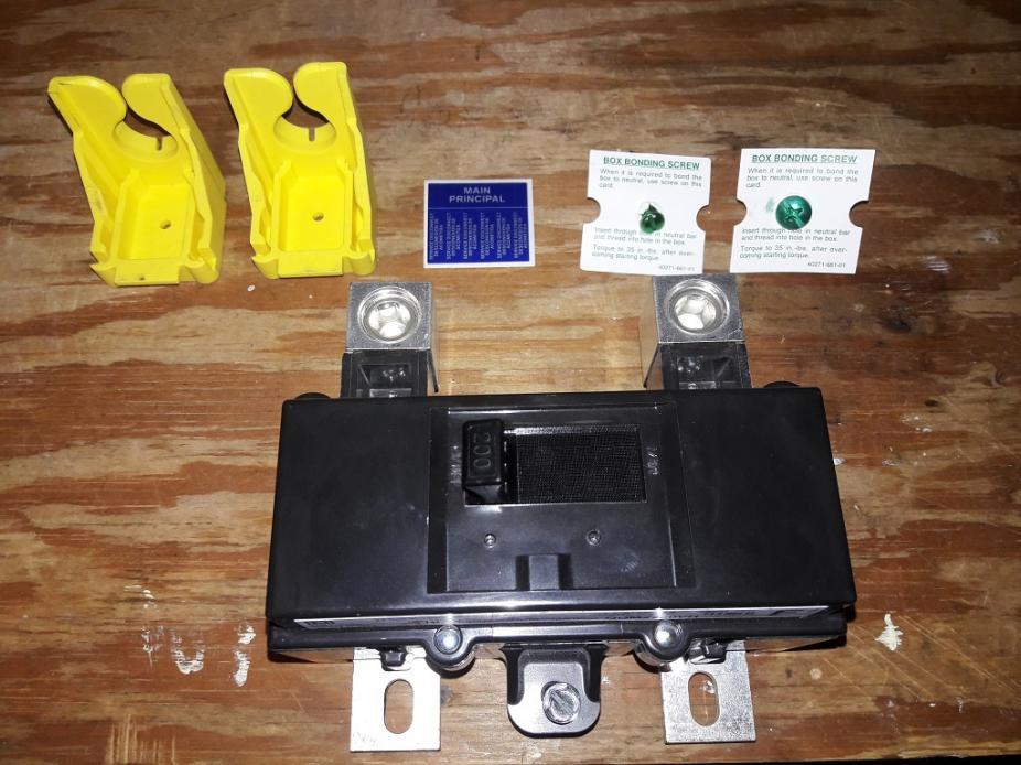 Add A Main Shutoff Breaker To Sub Panel Doityourself