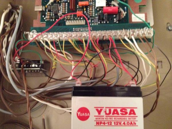 Wiring Diagram Burglar Alarm Also Ademco Vista 20p Wiring Diagram