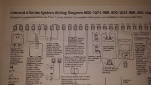 Help with ADT System  GE Model 5973803IS Manual 1069563