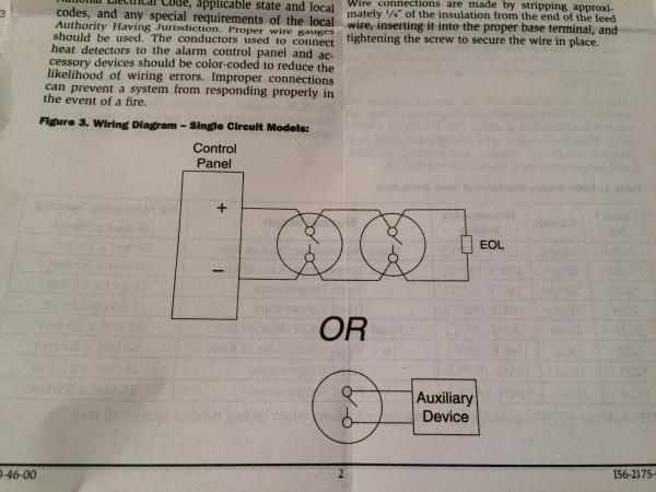 Smoke Detector Circuit Diagram Furthermore 2wire Smoke Detector Wiring