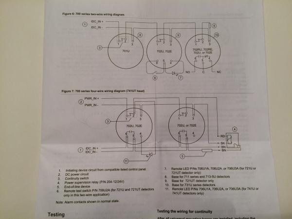 security system wiring diagram toyota symbols home run 4-wire smoke detectors and nx-8 - doityourself.com community forums