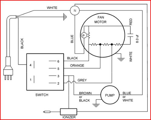 Wiring Diagram For Swamp Cooler SwitchWiring Diagram