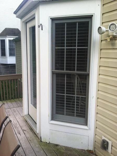 Rotting wood bay windowdoor area  DoItYourselfcom Community Forums