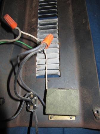 Fireplace Insert Blower Motor