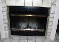replacing glass doors on a fireplace - DoItYourself.com ...