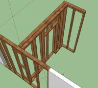 Interior Wall Framing  Review Home Decor