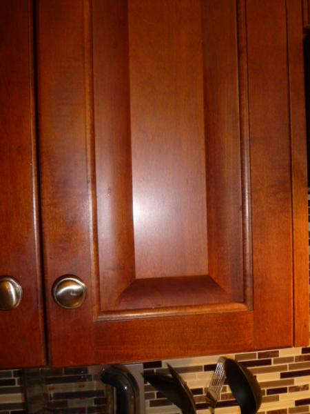 Bringing some cabinets back to life dullstainsetc