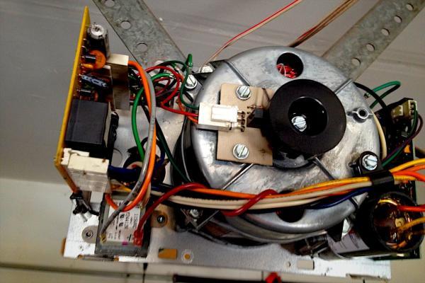 Garage Door Wiring Schematic Garage Door Humms Buzz Will Not Open Doityourself Com