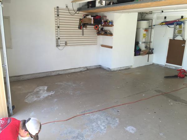 Epoxy Seal Garage Floor Community Forums