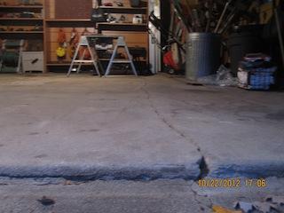 50 Yr Old Leaning Detached Garage 20 X 25