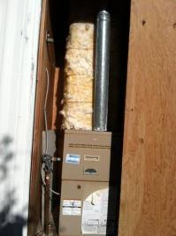 Door for Coleman Evcon Heating & Air