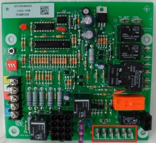 Goodman Ac Unit Wiring Diagram