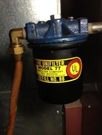 Oil Furnace: Thermo Pride Oil Furnace