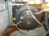 Water leaking around base of furnace - DoItYourself.com ...