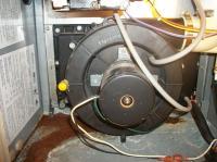 Water leaking around base of furnace - DoItYourself.com ...