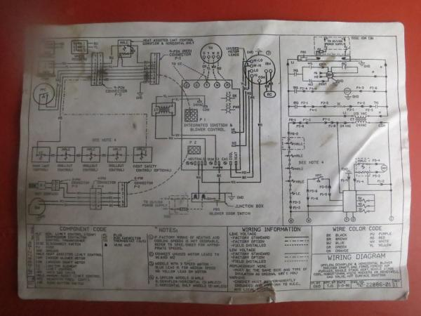 schematic of rheem gas furnace wiring diagram radiator electric fan for oil – readingrat.net