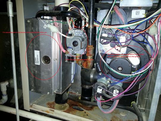 Goettl Heat Pump Wiring And Troubleshooting I Need A Very