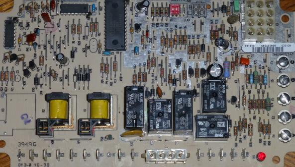 York Heat Pump Wiring Schematic