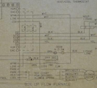 york furnace wiring diagram, Wiring diagram