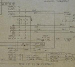 York Diamond 80 Gas Furnace  New Control Board & Old Control Board Wiring  DoItYourself