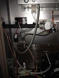 York Furnace problem with pressure switch stuck open