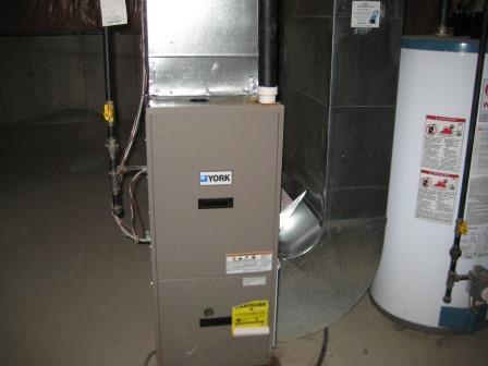 York furnace limit switch