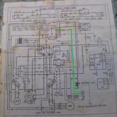 Wiring Diagram For Gas Furnace Thermostat 2002 Vw Jetta Engine Rheem - Model #: Rrgg-05n31jkr Problem Doityourself.com Community Forums
