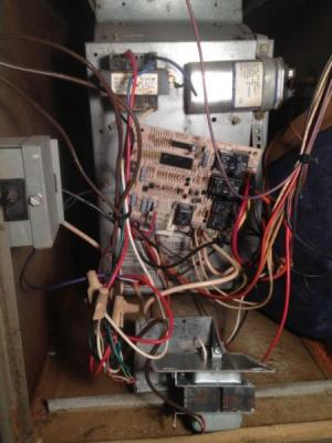 Sears GMP0753 Wiring Photo  DoItYourself Community Forums