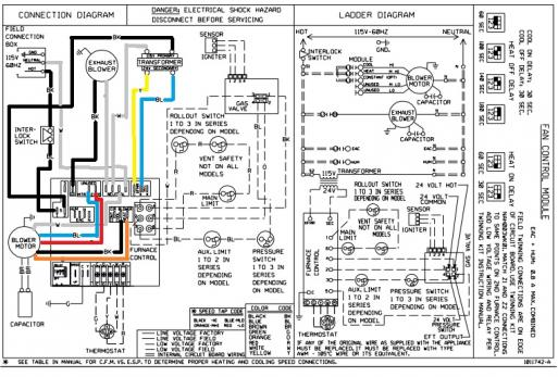 21 fresh furnace fan limit switch wiring diagram
