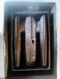 How do you light the pilot on an old gas floor furnace ...