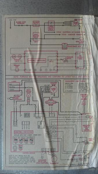 Furnace Fan Motor Wiring Diagram View Diagram
