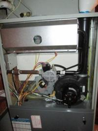 American Standard furnace won't heat - DoItYourself.com ...