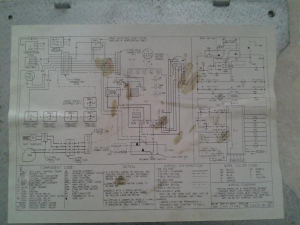 oil furnace wiring diagram harbor breeze fan switch ruud silhouette ii furnace, no heat - doityourself.com community forums