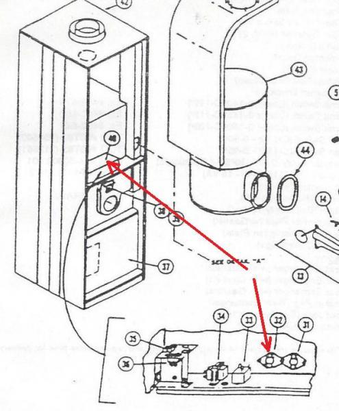 coleman blower dgrt070aua model numbers oil furnace wiring diagram coleman furnace wiring diagram 3614 w000 #10