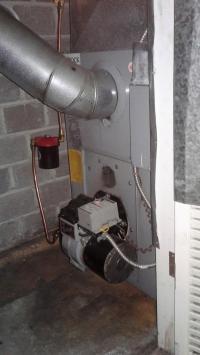 Oil furnace air filter - DoItYourself.com Community Forums