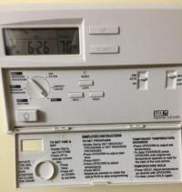 Lux thermostat - DoItYourself.com Community Forums