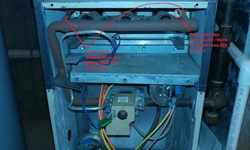 small resolution of  ducane gas furnace cmpe075u3 works intermittently doityourself com on ducane condenser wiring diagram