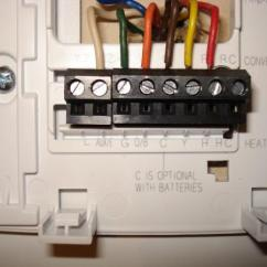 Heat Pump Thermostat Wiring Diagram Honeywell Avital 4113 Remote Start Goodman Heatpump T-stat Upgrade - Doityourself.com Community Forums