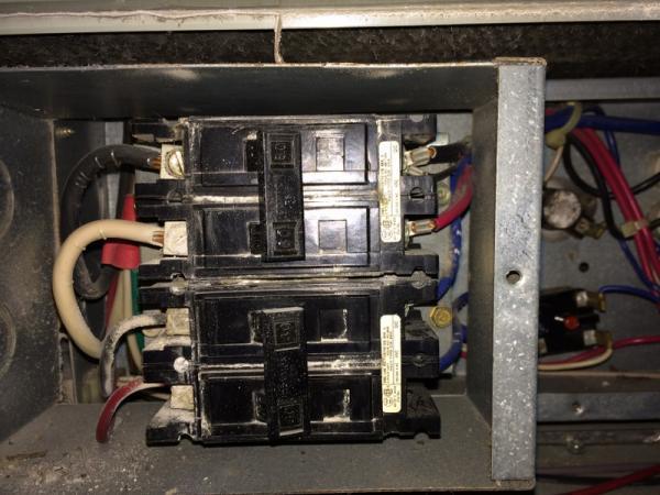 Ac Wiring Circuit