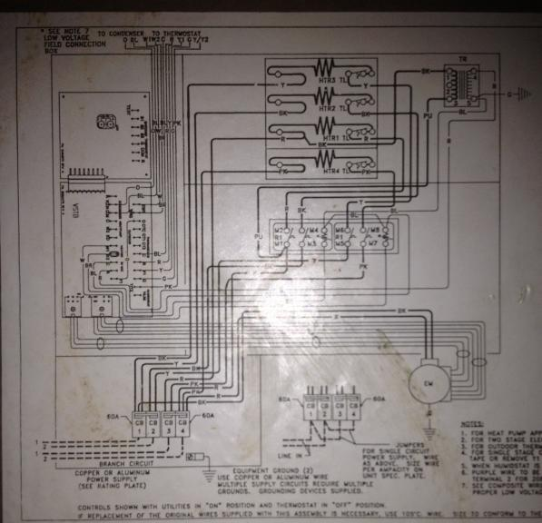 Heat Pump Wiring Diagram As Well Electric Furnace Motor Wiring Diagram