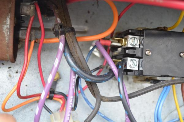 electric heat wiring diagram cow digestive tract incorrect contactor - doityourself.com community forums