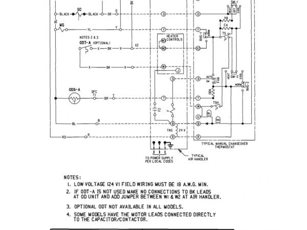 30113d1397755414 trane xe1000 honeywell rth 7600 image?resize=600%2C450&ssl=1 trane baystat 239 thermostat wiring diagram wiring diagram Trane HVAC Wiring Diagrams at edmiracle.co