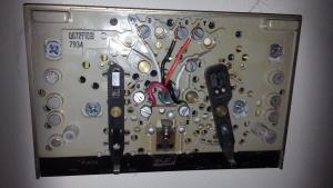 Westinghouse to Honeywell thermostat wire x?  DoItYourself Community Forums