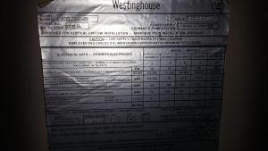 Westinghouse to Honeywell thermostat wire x