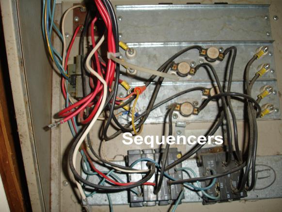Coleman Electric 220v 60amp Model Furnace